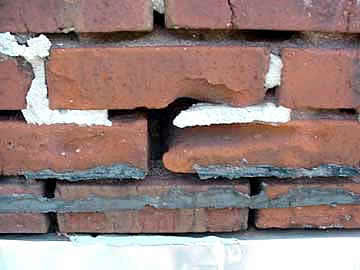 Doesn't look good, right? To make your chimney masonry more efficient and to make it last for years to come, consider this: PARGING!