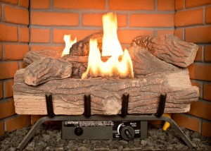 Gas Fireplace Maintenance - Southern MD - Magic Broom Chimney Sweeps
