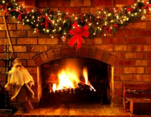 Holiday Fireplace Safety - Southern MD - Magic Broom Chimney Sweeps