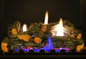 Gas Fireplace and Gas Log Maintenance - Southern MD - Magic Broom