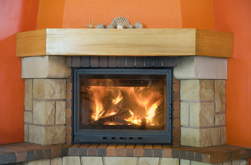 Is A Gas Or Wood Insert Right For You Southern Md Magicbroom