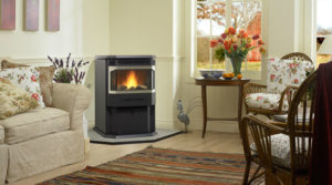 Pellet Stove Service and Clean image - Southern Maryland - Magic Broom Chimney Sweeps