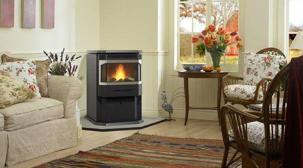 Have your Pellet Stove serviced and cleaned with Magic Broom