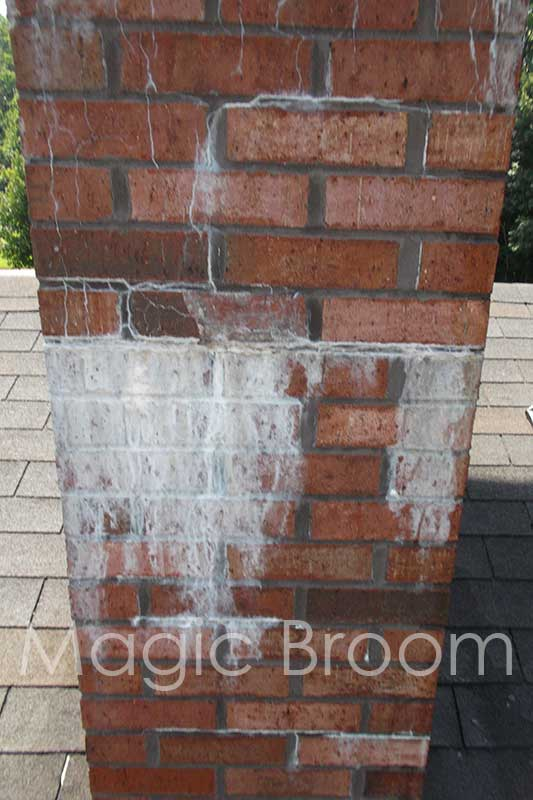 Chimney Water Repellent Southern Md Magic Broom