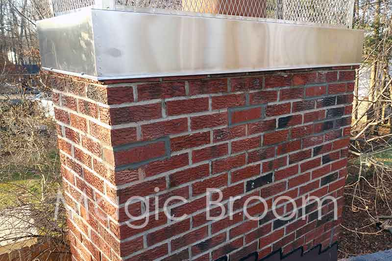 Tuck Pointing Southern Md Magic Broom Chimney Sweeps