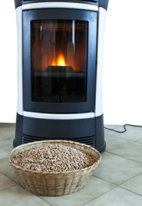 Look into a pellet stove installation