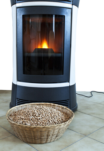 We Offer Pellet Stove Installation